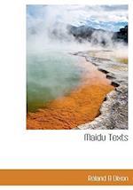 Maidu Texts af Roland B. Dixon