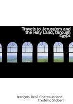 Travels to Jerusalem and the Holy Land, Through Egypt