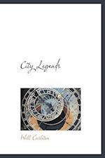 City Legends af Will Carleton