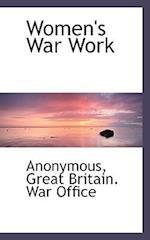 Women's War Work