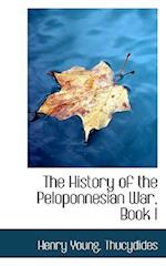 The History of the Peloponnesian War, Book I