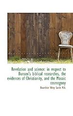 Revelation and Science af Bourchier Wrey Savile