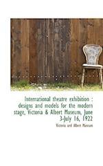 International Theatre Exhibition