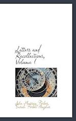 Letters and Recollections, Volume I af John Murray Forbes, Sarah Forbes Hughes