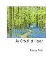 An Ordeal of Honor af Anthony Pryde