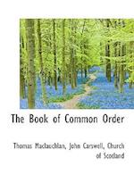 The Book of Common Order