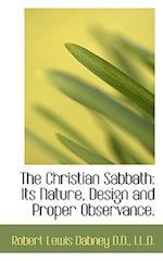 The Christian Sabbath af Robert Lewis Dabney