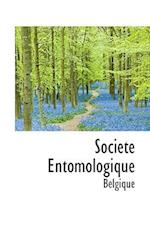Societe Entomologique af Belgique