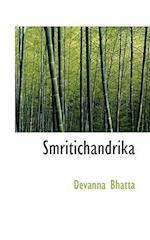 Smritichandrika af Devanna Bhatta, L. Srinivasachar