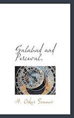 Galahad and Perceval. af H. Oskar Sommer