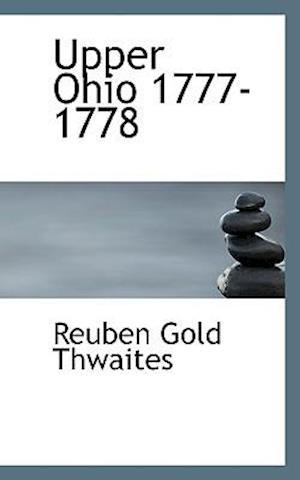 Upper Ohio 1777-1778