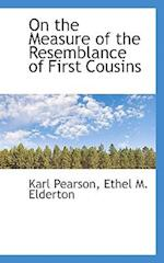 On the Measure of the Resemblance of First Cousins