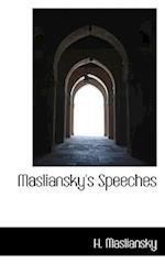 Masliansky's Speeches