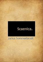 Scaenica. af Julius Sommerbrodt