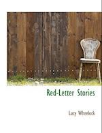 Red-Letter Stories af Lucy Wheelock