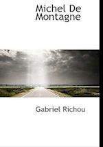 Michel de Montagne af Gabriel Richou