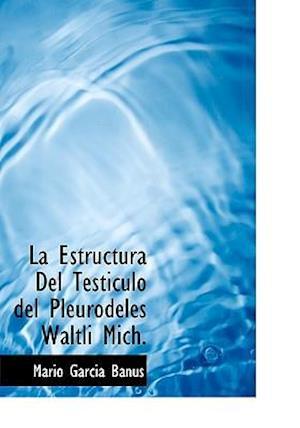La Estructura del Testiculo del Pleurodeles Waltli Mich.