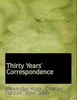 Thirty Years' Correspondence af Charles Forster, John Jebb, Alexander Knox
