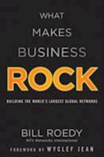 What Makes Business Rock af Wyclef Jean, David Fisher, Bill Roedy