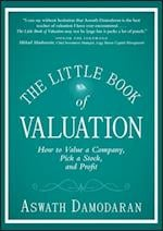 The Little Book of Valuation (Little Books Big Profits)