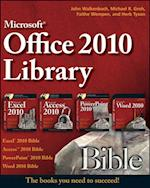 Office 2010 Library (Bible)