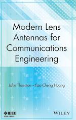Modern Lens Antennas for Communications Engineering af John Thornton