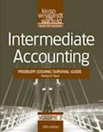 Problem Solving Survival Guide to Accompany Intermediate Accounting, 14r.Ed