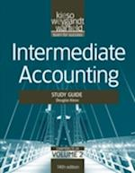 Study Guide to Accompany Intermediate Accounting, 14r.ed