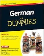 German For Dummies, Enhanced Edition af Anne Fox