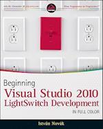 Beginning Microsoft Visual Studio LightSwitch Development af Istvan Novak