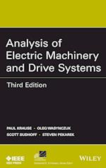 Analysis of Electric Machinery and Drive Systems af Paul C. Krause