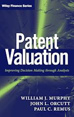 Patent Valuation (Wiley Finance Series)