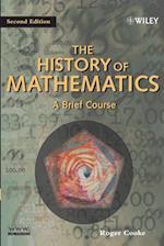 History of Mathematics af Roger Cooke
