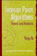 Interior Point Algorithms af Yinyu Ye