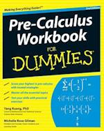 Pre-Calculus Workbook For Dummies af Michelle Rose Gilman
