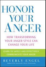 Honor Your Anger af Beverly Engel