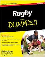 Rugby for Dummies (For dummies)