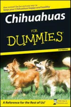 Chihuahuas For Dummies af Jacqueline O'neil