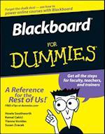 Blackboard For Dummies af Howie Southworth