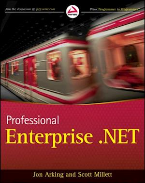 Professional Enterprise .NET af Jon Arking