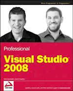 Professional Visual Studio 2008 af David Gardner