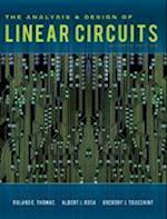 Analysis and Design of Linear Circuits 7E (Coursesmart)