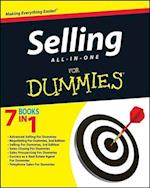 Selling All-in-One for Dummies af Ralph R Roberts, Tom Hopkins, Michael C Donaldson