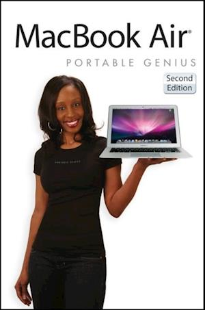MacBook Air Portable Genius af Paul Mcfedries