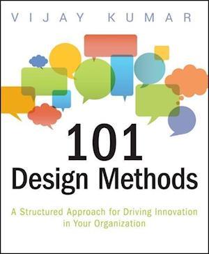Bog paperback 101 Design Methods af Vijay Kumar
