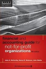 Financial and Accounting Guide for Not-for-Profit Organizations (Wiley Nonprofit Authority)