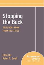 Stopping the Buck (Assessment Update Special Collections)