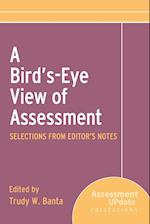 A Bird's-Eye View of Assessment (Assessment Update Special Collections)