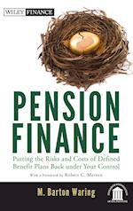 Pension Finance af M. Barton Waring