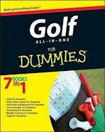 Golf All-in-One for Dummies (For dummies)
